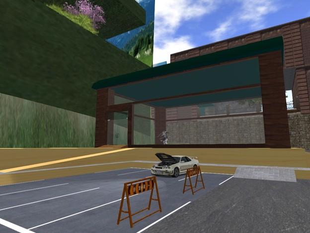 道の駅建設2