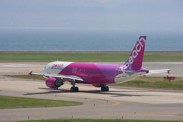 Peach Aviation A320