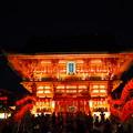 Photos: 浴衣姿もちらほらと Motomiyasai At Fushimi Inari-taisha *賑はひて宵宮は路次も灯りけり