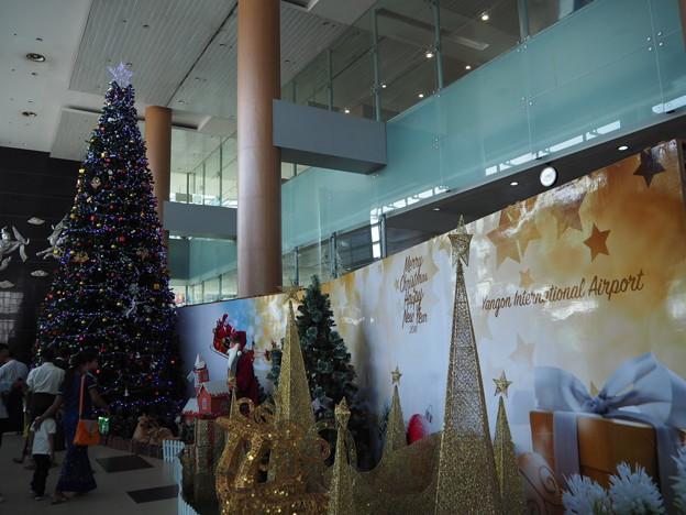 ミャンマーのクリスマス Christmas in Yangon