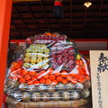 Photos: 初午大祭献品 Hatsu Uma Festival at Fushimi Inari Shrine*初午の しるしの杉の おもかる度