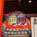 写真: 初午大祭献品 Hatsu Uma Festival at Fushimi Inari Shrine*初午の しるしの杉の おもかる度