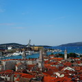 Photos: トロギールの鳥瞰 Splendid view in Trogir, Croatia