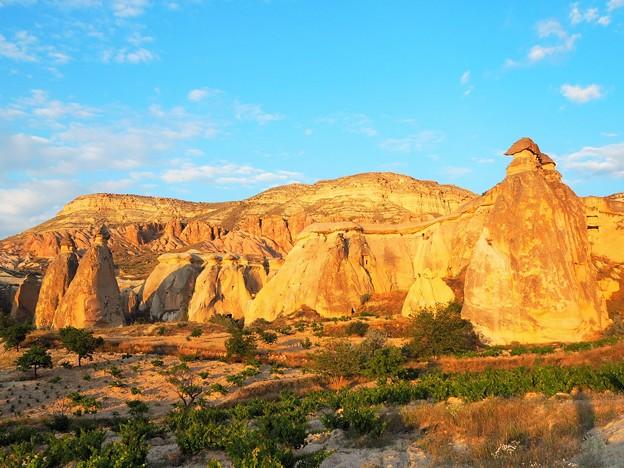 秘境といえない秘境~トルコ Chimney rocks