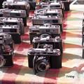 Photos: 昔カメラ