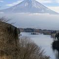 写真: たぬき湖