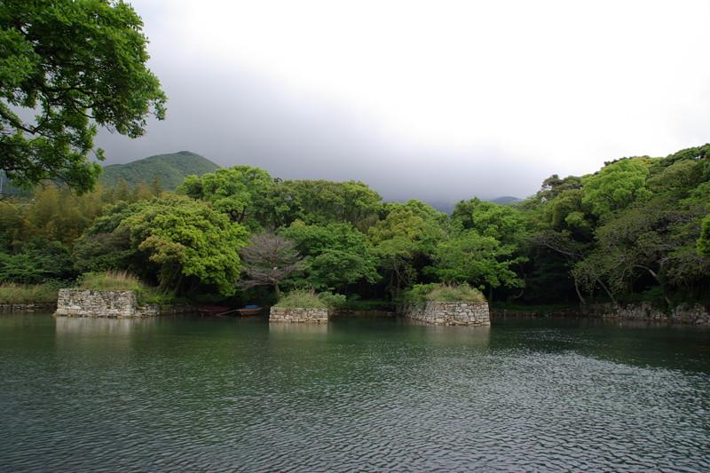 対馬藩お船江