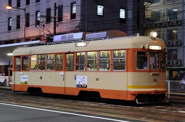 伊予鉄道 52号車