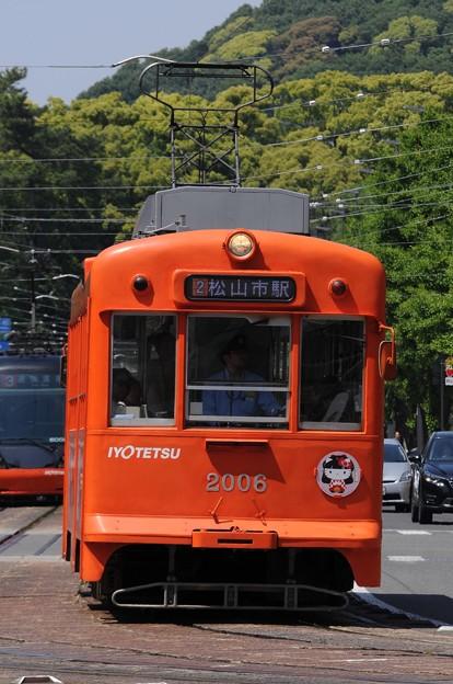 伊予鉄道 2006号車