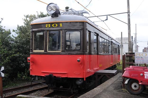 銚子電鉄 801号