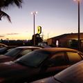 フロリダの夜明け