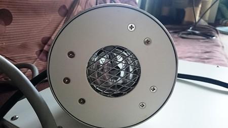 紫外線ランプ