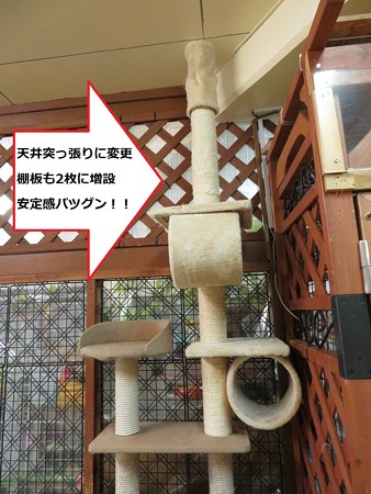 入り口横タワー改2