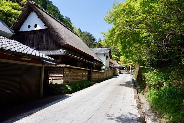 Photos: 嵯峨鳥居本 2