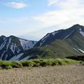 Photos: 御西岳避難小屋より大日岳?