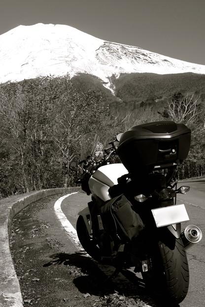 写真: 富士山スカイライン・・・