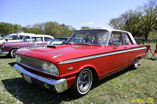 1963 Ford Fairlane 2 Door Sedan 08042018