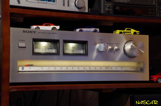 ST-A5 SONY最後のバリコン式チューナ