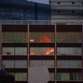 燃える窓 25062018