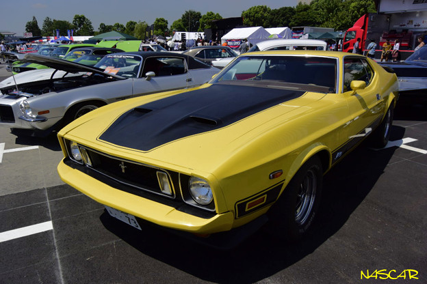 1973 Ford Mustang Mach 1 26082018