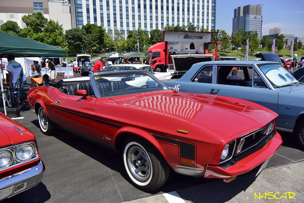 1973 Ford Mustang Convertible 26082018