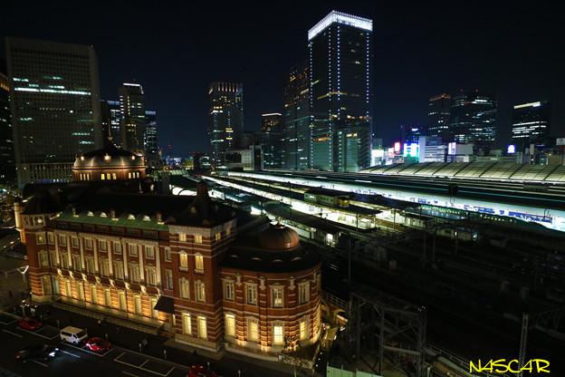 東京駅 08122018