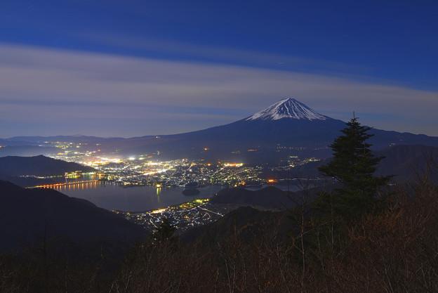 眺望/ 富士山夜景