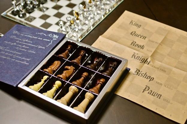写真: キャトルクロッシュ 「リーブルチェス」 (1)