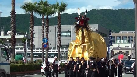 宇和島牛鬼パレード(9)