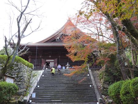 三井寺09 金堂