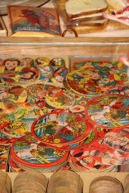 Photos: 昭和の香り11 メンコ