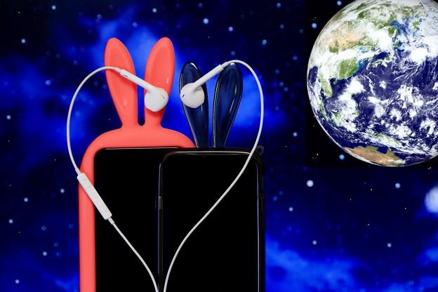 「第135回モノコン」 まん丸地球