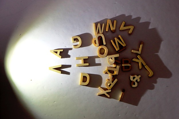 「第139回モノコン」 アルファベット