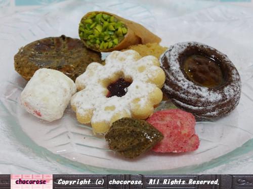 写真: アトリエうかいのクッキーたち