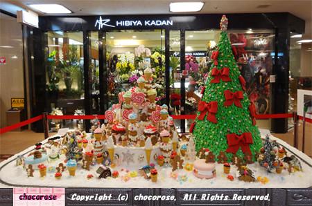 クリスマスタウン2018