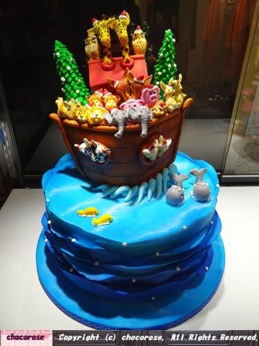 作品4.Noah's-Ark-Christmas