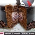 Photos: バレンタイン限定ケーキの断面図
