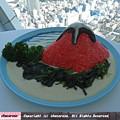 Photos: 天空の赤富士カレー