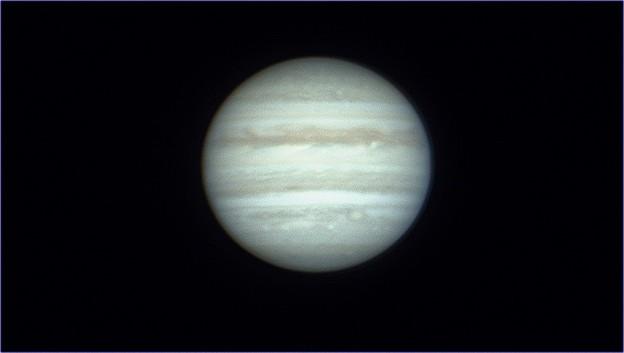 5月14日の木星