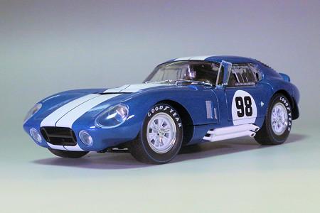 1965 Shelby Cobra Daytonaクーペ 03