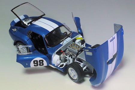 1965 Shelby Cobra Daytonaクーペ 05
