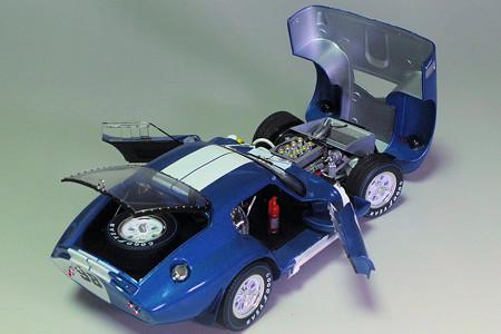 1965 Shelby Cobra Daytonaクーペ 06