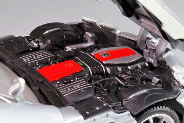 Maisto Benz SLR McLaren_5