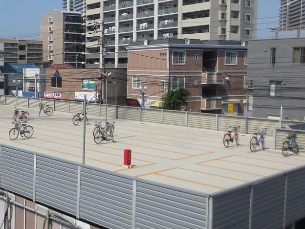 自転車@まばら180715