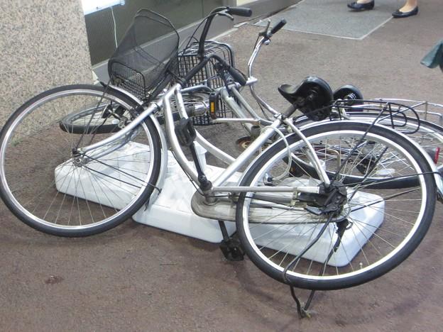 店頭@自転車180905