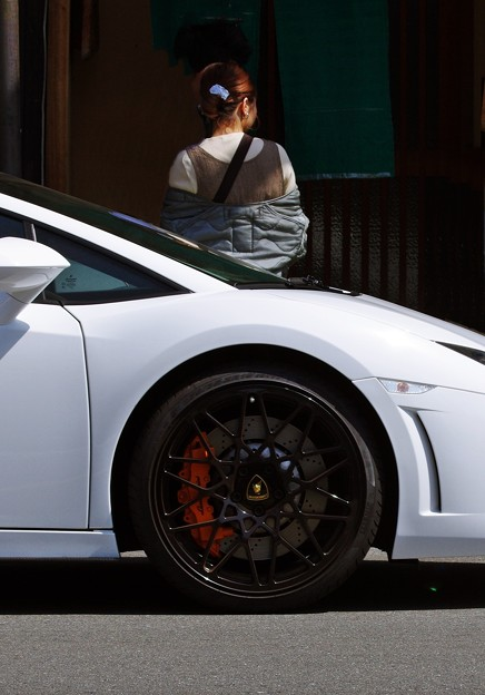 写真: Lamborghini