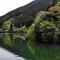 写真: 名栗湖