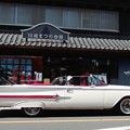 Photos: 蔵とアメ車