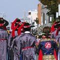 写真: 川越唐人揃いパレード