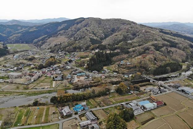 Photos: 山を眺めて